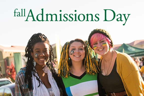Fall Admissions Day